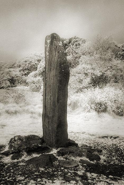 Derrynane Ogham Stone