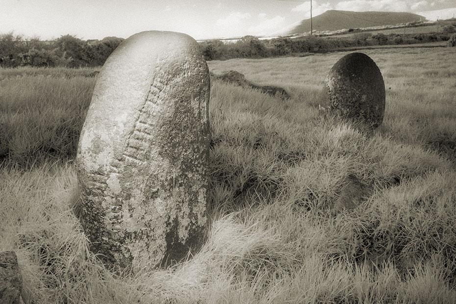 Lugnagappul Ogham Stones