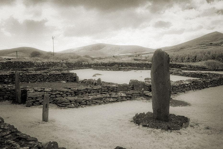 Reask monastic site