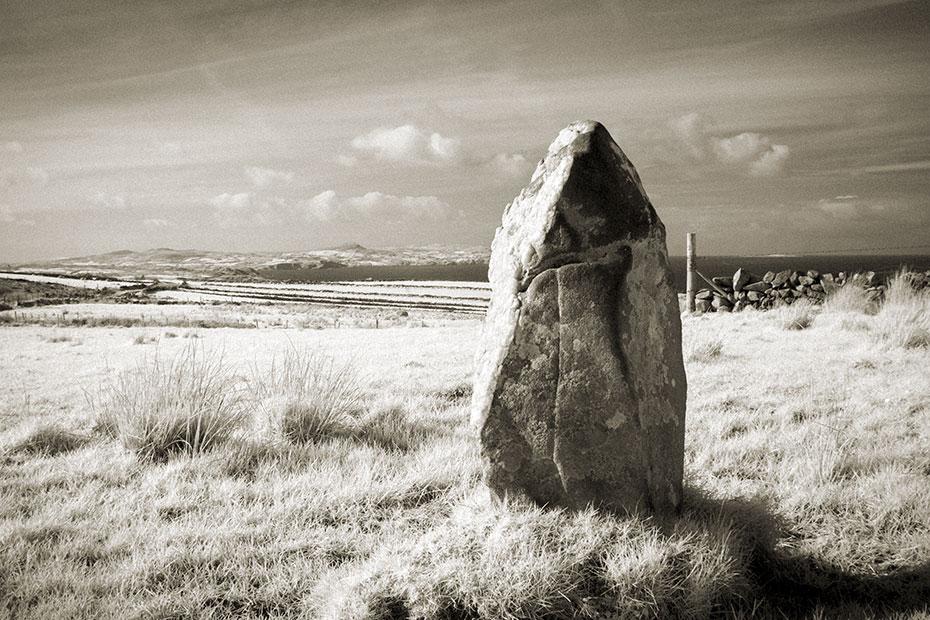 Ballymagaraghy Standing Stone