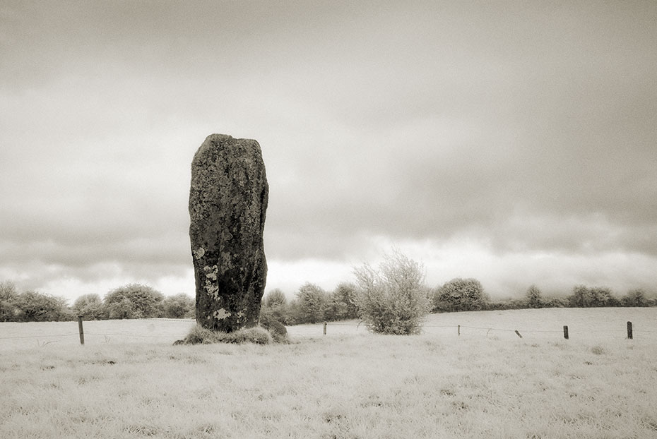 Corrower Ogham Stone 1