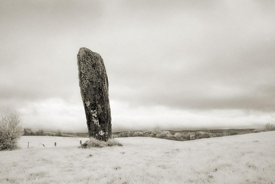 Corrower Ogham Stone 2