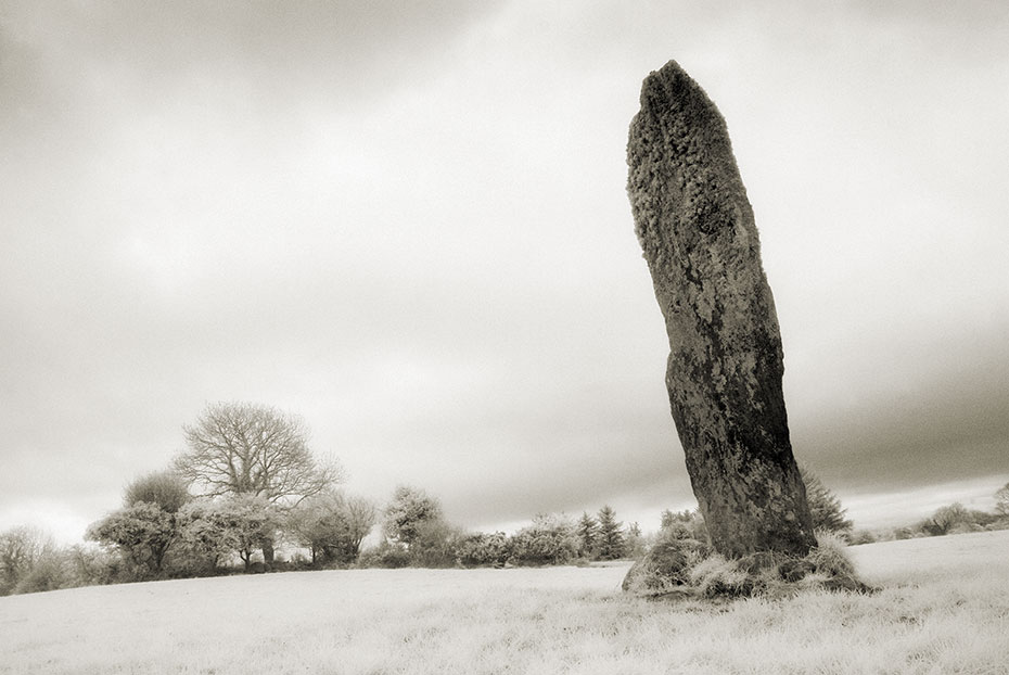 Corrower Ogham Stone 4