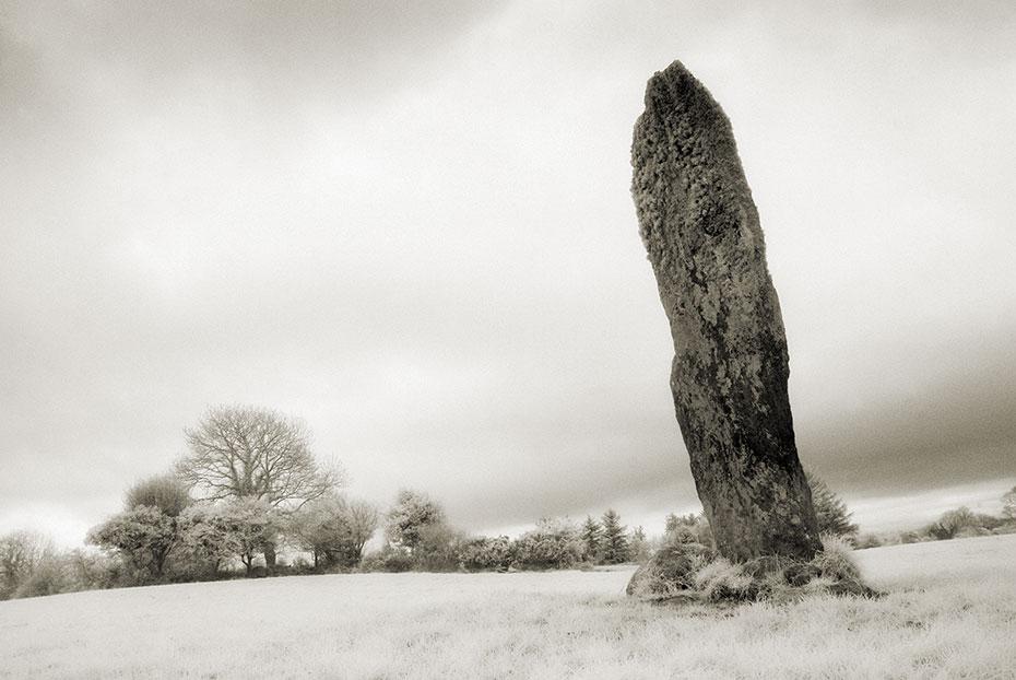 Corrower Ogham Stone 4