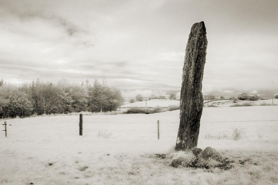 Corrower Ogham Stone 5