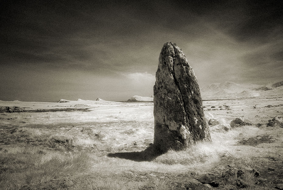 Clogher Head Standing Stone