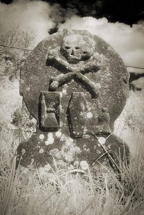 Galloon Graveyard Gravestone