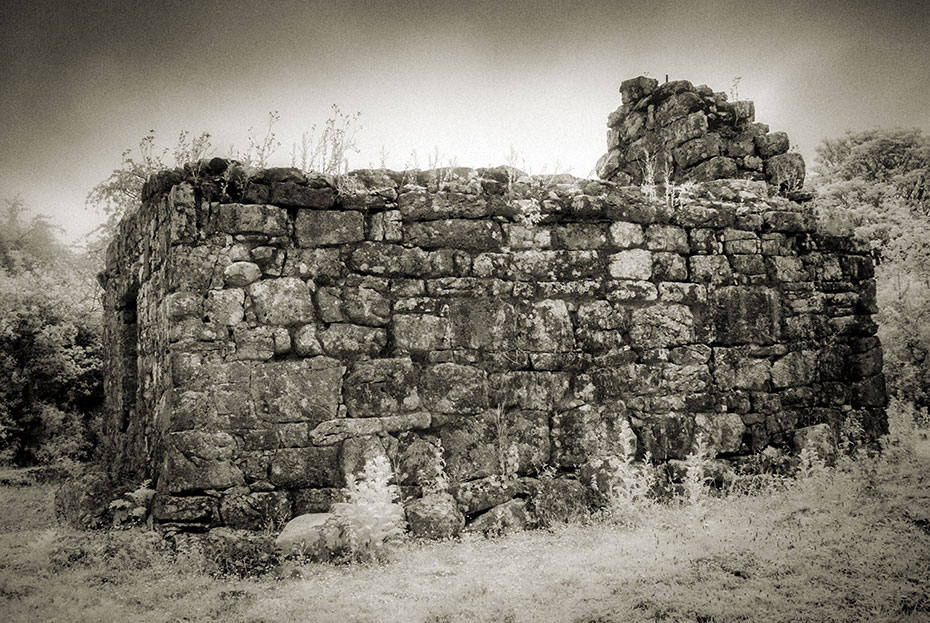 Kilulta Church ruin