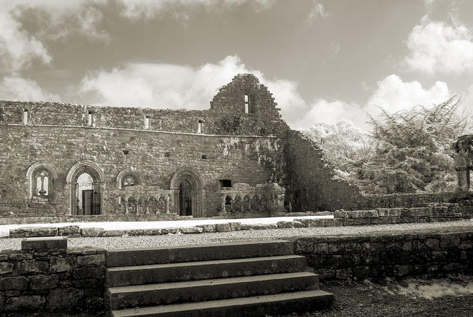Cong Abbey ruin