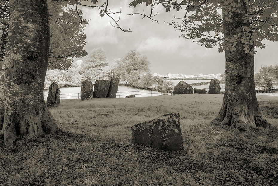 Glebe North Stone Circle