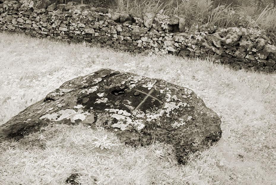 St Patrick's rock