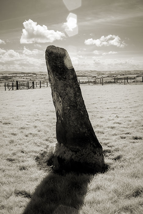 Beltany Standing Stone