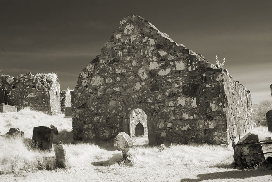 The South Church aka MacCartan's Chapel
