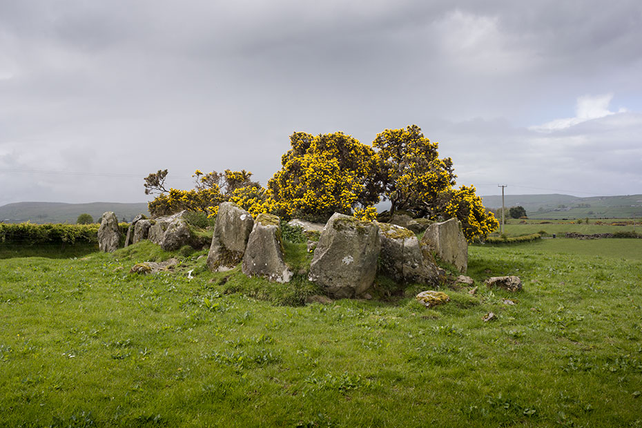 Ault (Gowkstown) Wedge Tomb