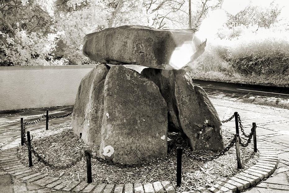Ballylumford Dolmen – The Druid's Altar